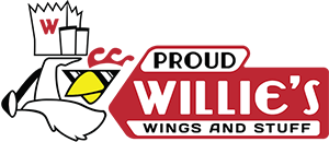 proud willie's wings and stuff